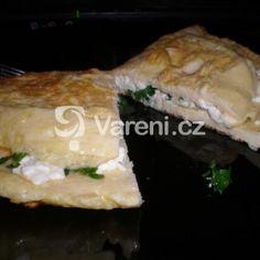 Fotografie receptu: Balkánské omelety