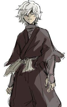 Manga Characters, Fantasy Characters, Character Concept, Character Art, Manga Art, Manga Anime, Anime Devil, Samurai, Anime Nerd