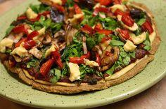 Sweetly Raw: Raw Pizza Pizza