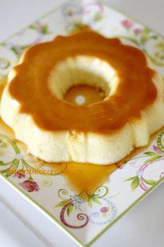 Arabafelice in cucina!: Crème caramel al cocco, in tre ingredienti (senza glutine e senza lattosio)