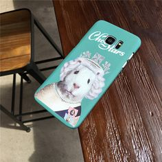 Modisch cartoon Figure PC hard Case für Samsungs7/s7edge