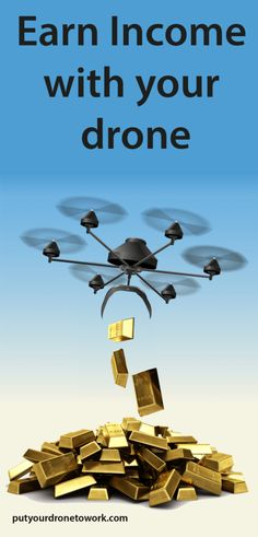 Starting your drone business, learn how to get started with drone business use ideas and helpful tips to earn extra income with your drone