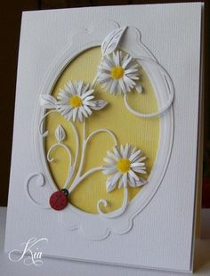 Love this spring time card