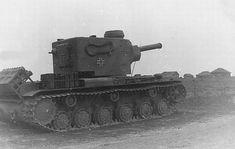 Картинки по запросу german captured kv-2
