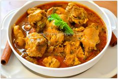 Indian Curry Recipes | Food Recipes,Dinner Ideas,Healthy Recipes: Indian Chicken Curry
