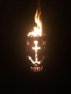 HSV Fans aufgepasst: Fan-Feuersäule!