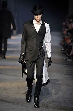 sicksicksick: McQueen Menswear A/W 2009