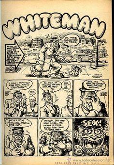 Cómics: ZAP COMIX - Nº 1 - 1967 - 5ª EDICIÓN - ROBERT CRUMB - Foto 2 - 13692681
