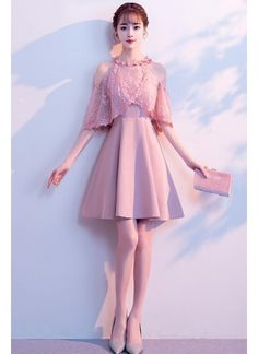 Easy A-Line Prom Dresses, Pink Homecoming Dresses, Short Homecoming Dresses Homecoming Dress A-Line Homecoming Dresses Short Prom Dress Prom Dress Pink Prom Dress Homecoming Dresses 2019 Dresses Short, Pink Prom Dresses, A Line Prom Dresses, Pretty Dresses, Homecoming Dresses, Sexy Dresses, Beautiful Dresses, Fashion Dresses, Dress Prom