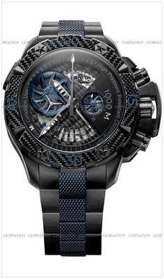 Zenith Defy Xtreme Open El Primero Sea Men's Watch Model 96.0529.4021-51.M533