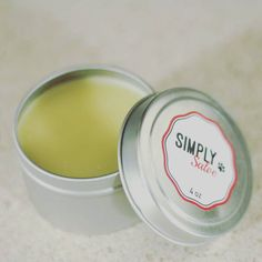 Cracked nose? Let our Simply Salve be your sniffer saver!