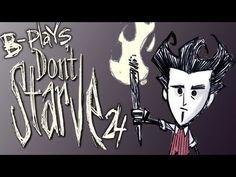B-Plays Don't Starve #24 - Spider Queen Showdown - #akamikeb #videogame #dontstarve
