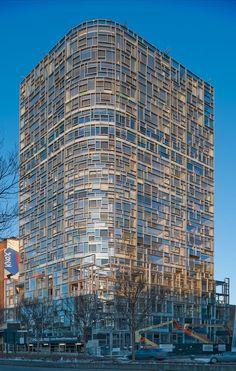 Jean Nouvel. Vision for Living. Chelsea, New York. 2008