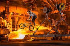 Cresciuto nella più grande regione industriale del centro dell'Ucraina, il BMXer Vasja Lukyanenkoha sempre faticato a trovare skatepark. Invece di rinunciare al suo amore per il riding, il 2…