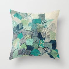 Soulful Nature by Rskinner1122 #throwpillows