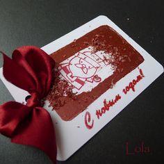 Лотерейные билетики в стиле граттаж - Ярмарка Мастеров - ручная работа, handmade