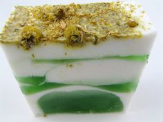 SALE SOAP Eucalyptus Chamomile Soap  Vegan Soap  by DeShawnMarie