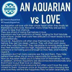 Aquarian Love - me to a tee Aquarius Traits, Astrology Aquarius, Aquarius Quotes, Aquarius Woman, Age Of Aquarius, Zodiac Signs Aquarius, Zodiac Quotes, Pisces, Quotes Quotes