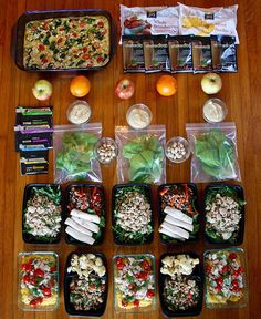 90 Minute Meal Prep | BeachbodyBlog.com