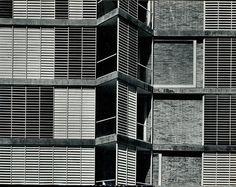 José Antonio Coderch | 1957 | Viviendas en Compositor Bach | Barcelona
