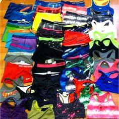 Spankies & Sports bras!