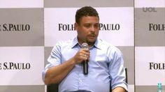 Fifa está traumatizada e nunca mais fará Copa no Brasil, diz Ronaldo, o palhaço idiota.
