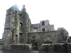 Newtownstewart Castle, Newtownstewart, Co. Tyrone.