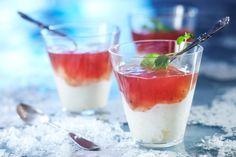 Mansikka-sitruunakerrosfrutti | K-ruoka #joulu #jälkiruoka