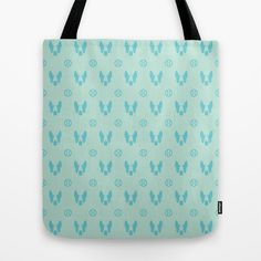 Boston Terrier & ball. Tote Bag by Lulo The Boston Terrier - $22.00