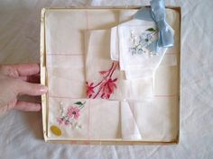 Vintage Hankie Set by jclairep on Etsy, $12.00