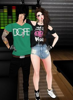 On IMVU you can customize 3D avatars and chat rooms using millions of products available in the virtual shop and meet people from around the world. Capture the fun you are having and share it with others via the Photo Stream. yop