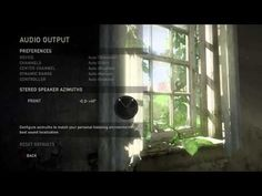 """Settings UI (User Interface) for the game """"The Last of Us"""" Copyright Naughty Dog – Video taken on PS4 Console by Pinterest user: @fabianzaf  http://ilikeinterfaces.com/2015/01/08/settings-ui-the-last-of-us/"""