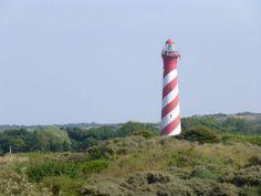 """""""Mr. Blue Sky"""" beim Leuchtturm Nieuw-Haamstede"""