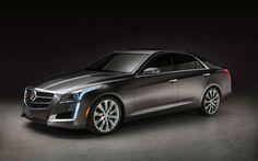 2014 Cadillac CTS revealed
