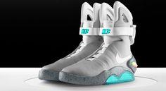 Nike Air Mag, these look like nordic ski boots, ha!