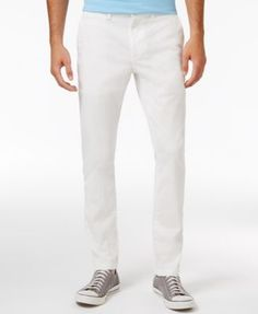 American Rag Men's Stretch Chino Pants, Only at Macy's | macys.com