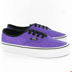 Purple Glittered Vans size 4 in kids $40.00 buy at http://shop.vans.com/catalog/Vans/en_US/style/oknglt.html?vcategoryId=PDPZ1_vc=PDPZ1_sp=IO-_-PDPZ1-_-OKNGLT