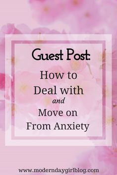 Dealing with anxiety, mental health, depression, well being