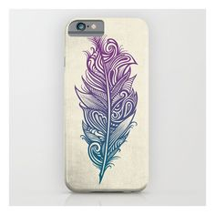 Supreme Plumage iPhone 6s Case ($35) ❤ liked on Polyvore featuring accessories, tech accessories and iphone & ipod cases