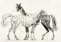 'Warhorse Puppets' by Adrian Kohler. South African Art, Online Gallery, Puppets, Doll