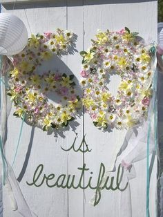 What a beautiful way to surprise for a 60th Birthday...I love this idea!