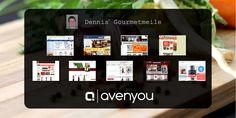 Usermeilen: Dennis' Gourmetmeile