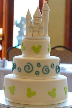 Custom Cakes Gallery - Wedding - TipsyCake Chicago