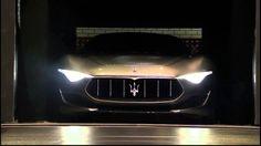 Maserati Alfieri Concept Car  - Unveiling at 2014 Geneva Auto Show 2014
