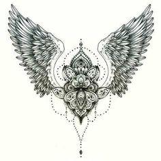 30 Tattoos for Women - Page 17 of 31 - Tattoo Designs Stomach Tattoos, Back Tattoos, Body Art Tattoos, Sleeve Tattoos, Cool Tattoos, Mandela Tattoo, Tattoo Bauch, Tattoo Son, Herz Tattoo