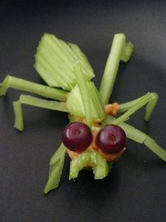 Creative animal-shaped celery  #provestra