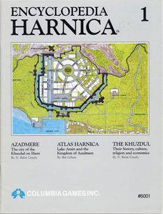Encyclopedia Hârnica 1 Pen And Paper, Economics, Religion, Gaming, History, City, Cover, Videogames, Historia