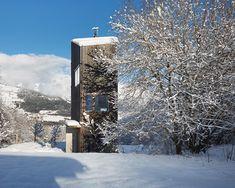 Tower House, Sevgein | Bearth & Deplazes
