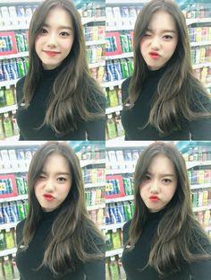 Sohye ♡ IOI ♡ Ideal Of Idol