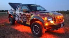 This Truck Is Covered In Star Wars Graphics, And It is Awesome